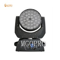 punto de luz de zoom al por mayor-Alto brillo mini led cabeza móvil spot light 36pcs 10w etapa dj luz alta con zoom