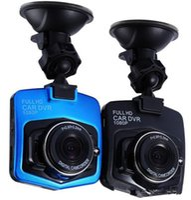 hd kalkanı toptan satış-Yeni Mini Araç DVR Kamera Shield Şekli Tam HD 1080P Video Kaydedici Gece Görüş Carcam LCD Ekran Sürüş Dash Kamera EEA417