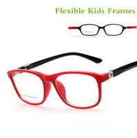 2f07388d3c Niños marca marco estudiante anteojos niños marco gafas gafas ópticas niños  niña amblyopia TR receta 8811