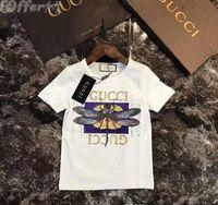 ingrosso ragazzi vecchio stile-Novità Abbigliamento per bambini Camicia per ragazzo T-shirt estiva traspirante 2 - 7 anni Polo Shirt Boy Fashion Clothes