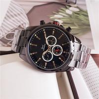 relógio taquímetro automático venda por atacado-Luxo mens relógios automáticos de Famosa Marca de Relógios De Borracha Cronômetro TAG Grand Carrera CAUBRE 36 taquímetro Relógios de luxo relógio suíço