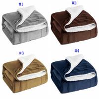 Wholesale infants beds resale online - baby cotton blanket Baby Blankets Bedding Infant Swaddle Towel For Newborns Swaddle Blanket Flamingo Rose Space MMA2444
