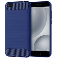 Wholesale phone 5c case for sale – best Soft TPU Silicone Case for Xiaomi C Silicone Fitted Carbon Fiber Soft TPU Shockproof Phone Cover
