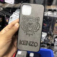 Wholesale iphone red dot for sale - Group buy Tiger Leather Cases For New iphone pro max plus PU Back cover for iphone XR XS drop shipping luxury designer brands
