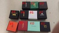 toca pulseiras para homem venda por atacado-Marca designer de jóias bolsas de presente caixas para mulheres homens pulseira de aço inoxidável pulseira anéis colar caixas de jóias