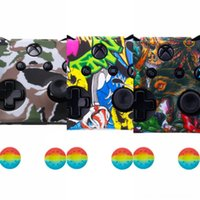 Wholesale xbox games accessories for sale - Group buy tg4fF Soft Silicone S Game Gamepad Protective Case Cover Skin Pad Joystick Accessories for Microsoft Xbox One Rubber Controller