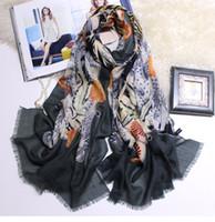 otoño invierno bufandas chales al por mayor-Nuevas alas invisibles otoño invierno señora Cashmere bufanda diadema bufandas multifunción mantón venta por mayor envío de la gota YR13