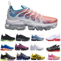 parlayan lazerler toptan satış-Erkekler Kadınlar Için TN Artı Koşu Ayakkabıları Farsça Menekşe Lava Glow Lazer Fuşya Leylak Metalik Tasarımcı Içinde Zeytin Üçlü Siyah Eğitmen Sneakers