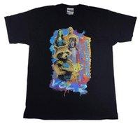 guardiões filme galáxia venda por atacado-Guardiões da Galáxia Vol 2 Oficial Do Filme T Shirt MEN PEQUENOS / MÉDIOS Nova Moda T-Shirt Gráfico Carta Magro