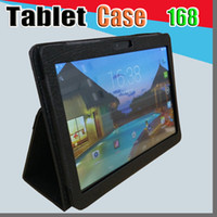 Wholesale general tablet case for sale - Group buy 168 Leather case for quot inch Samsung N9106 MTK6572 MTK6582 MTK6589 MTK6592 tablet phone G tablet PC general case I PT