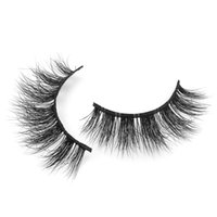 Wholesale mink lashes factory for sale - Group buy factory false eyelashes D mink private label false eyelashes mink eye lashes