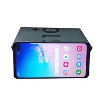 teléfono móvil android ram 1gb al por mayor-Nueva S10 Plus de teléfono móvil Android GooPhone S10 + 1 GB de RAM 16 GB de ROM de la tarjeta dual de 6.5 pulgadas