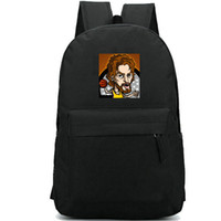 Wholesale unique girl backpacks resale online - Pau Gasol backpack Unique daypack Basketball star printing schoolbag Durable rucksack Casual school bag Outdoor day pack