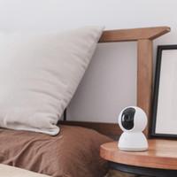 webcams nachtsicht großhandel-2019 Neue Xiaomi Mijia 1080P HD Smart IP Kamera 360 Video CCTV WiFi Pan-Tilt Nachtsicht Webcam Sicherheitsmonitor IP CAM Aktualisierte Version