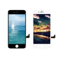 bestelle iphone lcd groihandel-Grade A +++ LCD-Display Für lPhone 4s 5S SE 6 6 Plus 6S 7 Plus 8 Testen Sie den Touchscreen-Digitalisierer über die Sonnenbrille