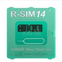 ücretsiz kart modelleri toptan satış-Orijinal ve marka yeni RSIM14 RSIM 14 açma kartı iphone için TÜM IOS ile uyumlu ve model ile Ücretsiz Kargo