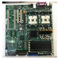prueba de socket cpu al por mayor-La placa base de la estación de trabajo X5DA8 CPU Board socket 604 probada trabajando