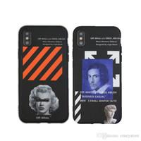 ingrosso caso per iphone5 nuovo-NUOVO Brand Matte Case per Coque per iPhone 6s 5S 7 Plus 8 8Plus Xs Max Cover Funda per iPhone5 SE iPhone6 iPhone7 Capinha
