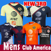 3990f25ed8b New 2018 Chivas de Guadalajara Third Jerseys World Cup Soccer Jerseys Long  Sleeve Kit 110 Year 2019 MEXICO Club A.PULIDO Football Shirts