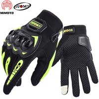 Wholesale glove mtb for sale - Group buy SUOMY Newest Motorcycle Gloves Breathable Unisex Full Finger Gloves Waterproof Outdoor Racing Sport Glove Motorbike ATV MTB Gloves For KTM