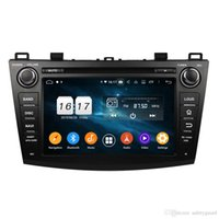Wholesale audio for tv resale online - IPS PX5 din Android Octa Core quot Car DVD GPS for Mazda Audio Radio Bluetooth WIFI TV USB