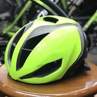 fahrradgold großhandel-O Markenlogo AR-O5 Erwachsenenhelm Bike casco Rennradhelm Markenfahrrad Fahrradhelm casque de velo casco da bici katusha team