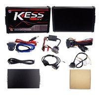 Wholesale honda ecu tuning kit for sale - Group buy Red KESS V2 Full Master OBD2 Manager Tuning KESS V5 BDM adapter ECU Chip tunning kit