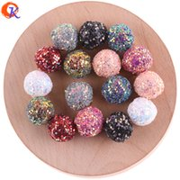 Wholesale crimp balls resale online - MM Jewelry Accessories Earring Parts Hand Made Wedding Decoration Disco Ball Bead Sexy Earring Findings