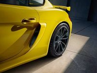 Wholesale FOR GT4 Style Boxster Cayman GTS SIDE AIR INTAKES VENTS SCOOPS GRILLES