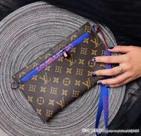 kurierbeutelverschluss großhandel-Großhandel-New Lock Damen Tasche aus hochwertigem PU Leder Frauen Messenger Bags Lässige Crossbody Tasche Gestreifte Starp Satchel Bolsa Feminina