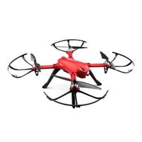 Wholesale quadcopter gopro for sale - Group buy MJX Bugs Brushless Independent ESC mAh Battery D Roll Gopro Gopro Compatible RC Quadcopter RTF Red