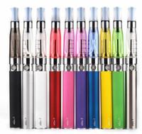 ego t vapes großhandel-Ego T CE4 Single Starter Blister Pack Vaporizer Pen Kits elektronische Zigarette Clearomizer 510 Evod 650 900 1100 Mah Thread Vapes Batterien