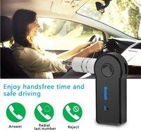 kits audi a4 venda por atacado-Bluetooth Receiver Kit Car para Audi A4 B5 B6 B8 A6 C5 A3 A5 Q5 Q7 Bluetooth 5.0 AUX áudio de 3,5 mm de música sem fio Handsfree Speaker Headphone