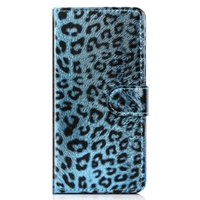 Wholesale iphone flip leopard online - For Samsung Galaxy S10 S10E S10 Plus IPhone X XS Max XR Luxury Leopard Wallet Leather Case Photo Frame Card Stand Phone Flip Cover
