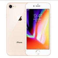 новые мобильные телефоны 4g оптовых-Новый Оригинальный Восстановленный Apple iPhone 8/8 плюс 4.7 / 5.5 дюймов 64 ГБ / 256 ГБ ROM 2 ГБ 3 ГБ RAM 12MP 4 Г LTE Мобильный Телефон DHL