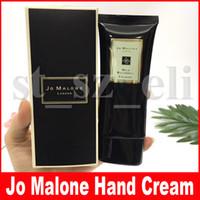 морские соли оптовых-5 Smell Jo Malone London крем для рук Orange Blossom английского pearfreesia cologon Морской соли Дикого Колокольчик cologon 75мл
