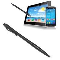 beliebte handy-spiele großhandel-NEUE Populäre Resistive Hard Tip Stylus Pen Für Widerstand Touchscreen Game Player Tablet Für iPhone 6 7 8 Plus X Smartphone