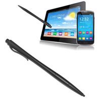 joueur de jeu tactile achat en gros de-NOUVEAU populaire stylet stylo pointe résistive pour la résistance à écran tactile joueur de jeu tablette pour iphone 6 7 8 plus x téléphone intelligent