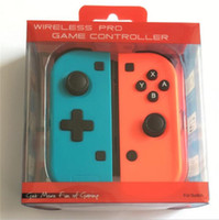 Wholesale Wireless Bluetooth Pro Gamepad Controller For Nintendo Switch Console Switch Gamepads Controller Joystick For Nintendo Game