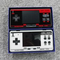 Wholesale frames games for sale - Group buy Classic SIMULATOR FC3000 Family Pocket Empire Retro Handheld Full Speed Frames Game Console pc Free Ship