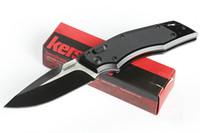 ferramentas kershaw venda por atacado-Kershaw 1905 flipper faca eixo bloqueio Camping Sobrevivência Faca Dobrável Dom Faca Ao Ar Livre de natal ferramentas de presente