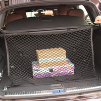 Wholesale luggage truck for sale - Group buy Adjustable CM Universal Car Trunk Luggage Storage Cargo Net Universal Stretchable Truck Net with Hooksks