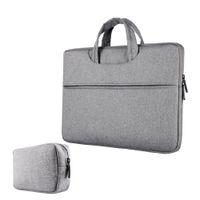 Wholesale macbook laptop white resale online - New Men Inch Laptop Briefcase Bag Handbag Women Bussiness Notebook Bag Men s Office Bags Computer Bags Macbook Pro PC