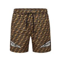 erkek pansiyon şort toptan satış-2019 Yeni erkek Soru Işareti Kurulu Şort çocuğun Yüzme Sandıklar Adam Sörf Kısa Bermuda Mayo Gevşek Plaj Pantolon