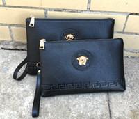 ingrosso portafogli a mano per le donne-Vendita calda di Medusa, borse a mano delle signore di modo, borse casuali delle donne, borse, wallet degli uomini, borsa di modo di grande marchio, portafoglio della borsa della frizione