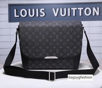 Wholesale women s totes for sale - Group buy Men S Travel Women Bag Real Handbags Leather Keepall Shoulder Bags Totes M40565