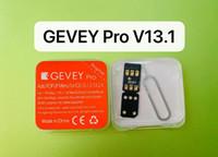iphone s freigeschaltet großhandel-RELEASE NEW 2019 Gevey pro V13.1 ICCID + MNC Entriegelung Modus iphone11 11Pro pro max x xs max xr iphone8 7 6 5 s SE IOS13.12-12.4 alle Träger