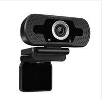 Wholesale camera mac for sale - Group buy HD P Webcam Built in Dual Mics P Web Camera USB Pro Stream Camera for Desktop Laptops PC Game Cam For Mac OS Windows