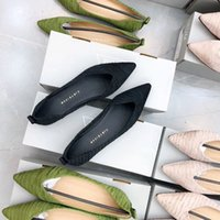 Wholesale women ol shoes flat for sale - Group buy Gorgeous2019 Feel Musi Overwhelmed Sharp Level Single Soft Sole With Shallow Mouth Comfortable Temperament Women s Shoes Ol Pregnant Woman