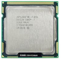 intel i7 1156 großhandel-Ursprünglicher Intel Core i7 870 Prozessor Quad Core 2.93GHz 95W LGA 1156 8M Cache Desktop-Prozessor